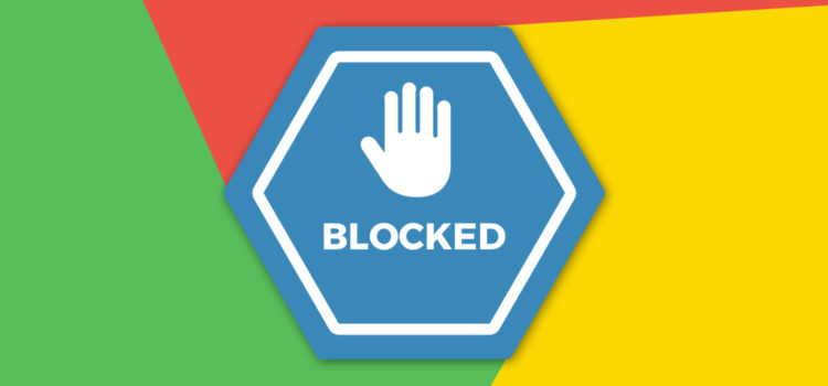 The Google Chrome Ad blocker