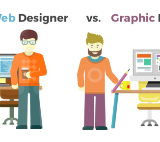 Web Designing vs. Graphic Designing