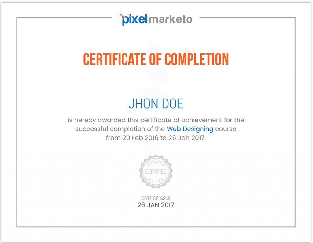 Web Designing Graphic Designing Training Certification Course In Indore