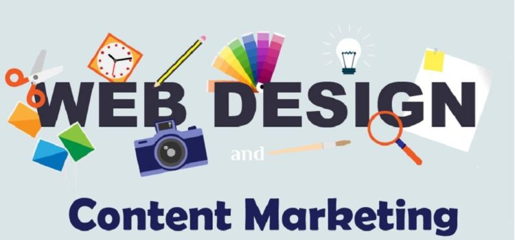 Importance of Web Designing in Content Marketing