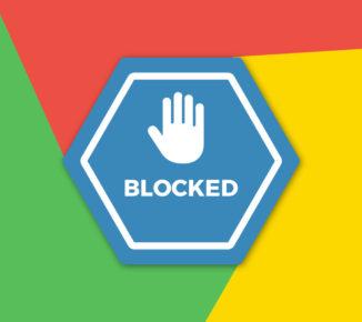 The Google Chrome Ad blocker