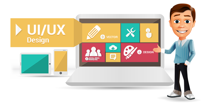 How to effectively use user interface and user experience design