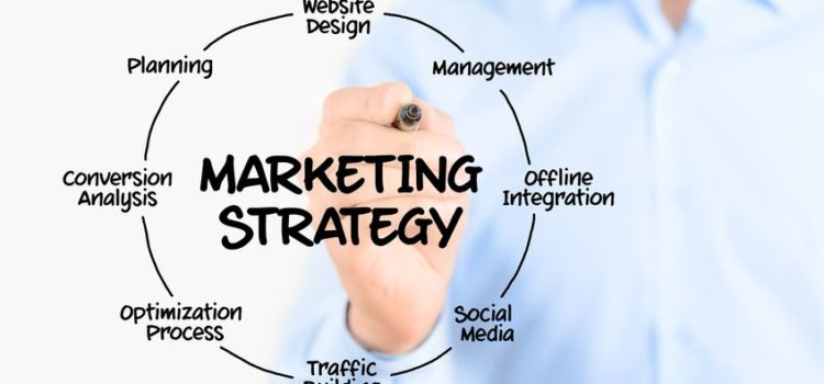 Combining digital and traditional marketing strategy
